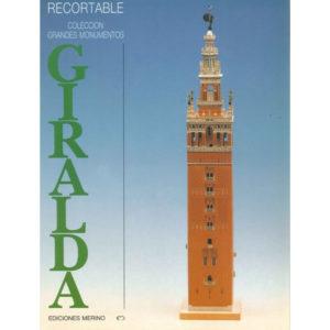 Cover of the Cut-out la Giralda de Sevilla - OhMySouvenir