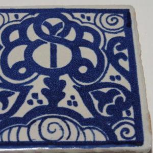 piastrelle in ceramica l`albero della vita.