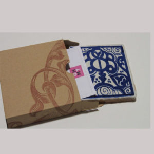 Packaging azulejo de El árbol de la Vida